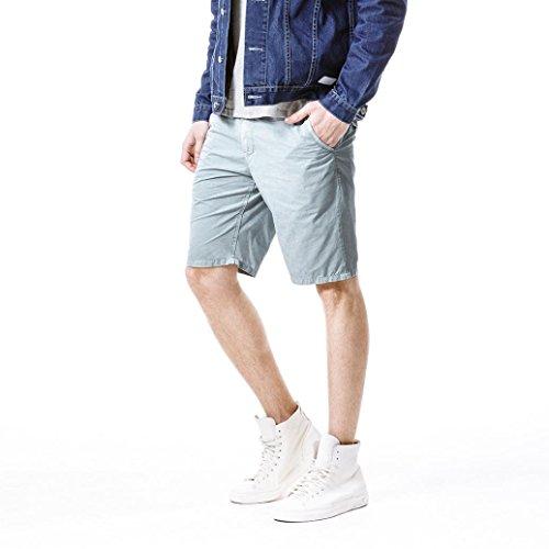 懐疑論戸惑う予約Aliciga ゴルフウエア メンズ ハーフパンツ ショートパンツ スウェット ショーパン 半ズボン 短パン 無地 おしゃれ ストレート 欧米人気 スポーツ カジュアル 多色展開