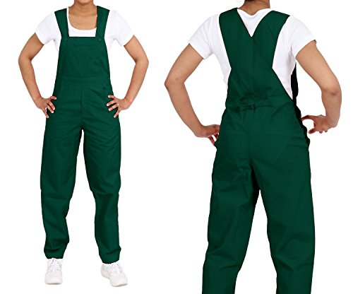 Medgear Unisex Overalls All Around Use (XL, Hunter) ()