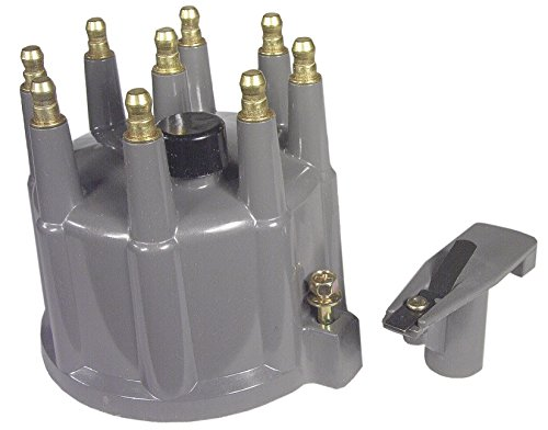 (WVE by NTK 3D1090A Distributor Cap and Rotor Kit)
