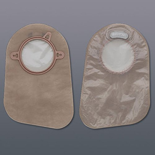 New Image Closed Pouch, Transparent - 60/box: Size - 2-1/4'' (57mm) Flange