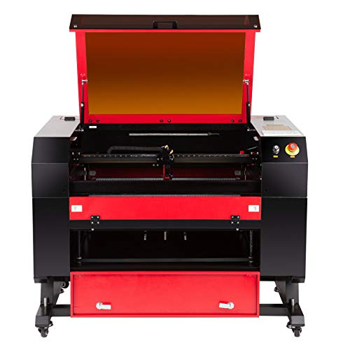 OMTech 60W CO2 Laser Engraver and Cutter for Wood