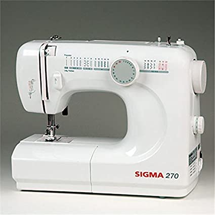 Sigma, maquina de coser electrica 270