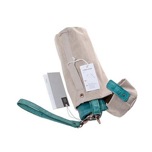 Dudu - Sac porté épaule - TImeless - Pochette - Vert malachite - Femme