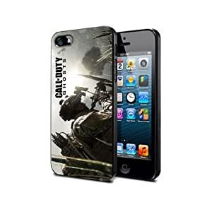 Cod07 Silicone Cover Case Samsung Galaxy S5 Call of Duty Ghosts