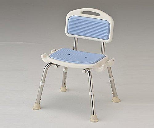 【保存版】 8-2332-03業務用シャワー椅子(肘無し/ブルー) B07BDPYRLH B07BDPYRLH, ブライダルインナー ブルースター:1b91de84 --- magixcomp.com.br