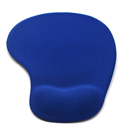 LAOZHOU Mouse Pad with Gel Wrist Support