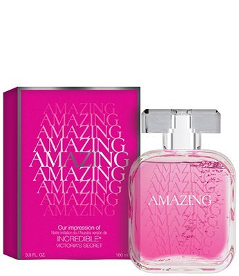 Amazing Spray Perfume, Impression of Incredible by Victorias