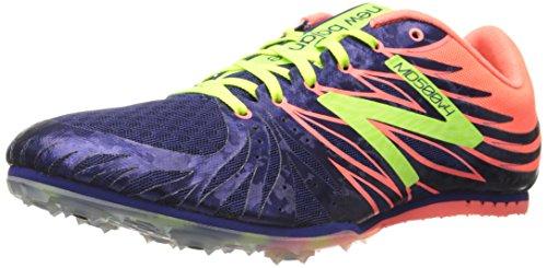 New Balance Women's WWM500V4 Track Spike Shoe, Blue/Pink, 11 B US by New Balance