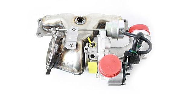 PR2 Borg Warner lr074185 Turbocompresor Freelander Evoque 2.0 Turbo gasolina: Amazon.es: Coche y moto