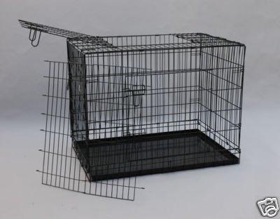 Metal Crate Pans General Cage (30