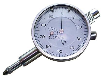 BGS 8157 – 1 Reloj comparador ø41 mm, compatible con 8157