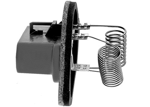 Ac delco d1115 frugal mechanic for Ac delco blower motor resistor