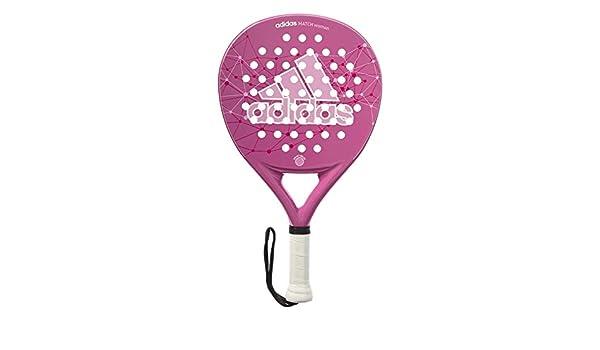 adidas Match Wo - Pala pádel para Mujer, Color Rosa/Blanco ...