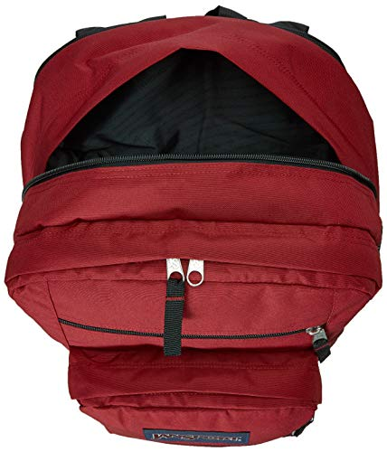 413uZHUP84L - JanSport Big Student Backpack - 15-inch Laptop School Pack, Viking Red