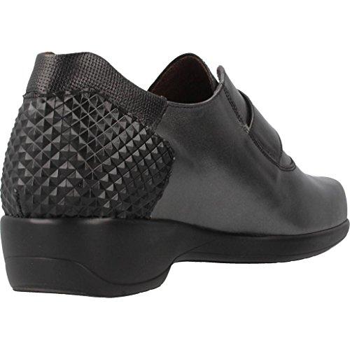 Para Cordones 64939 Negro Zapatos Marca Color De Mateo Miquel Mujer Modelo Mujer Miquel Negro qAwwxE4B