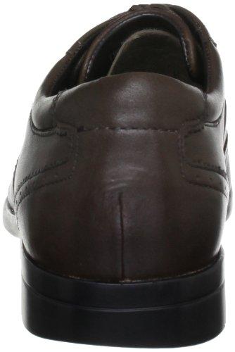 Rockport Business Lite Wingtip, Scarpe stringate uomo Marrone (Marron - Mid Brown)