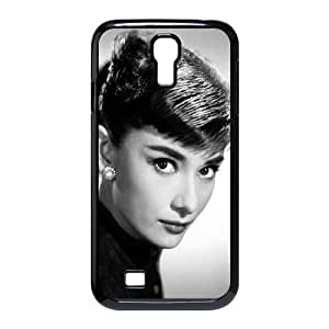 Samsung Galaxy S4 9500 Cell Phone Case Black hd87 audrey hepburn sexy classic celebrity LSO7879563