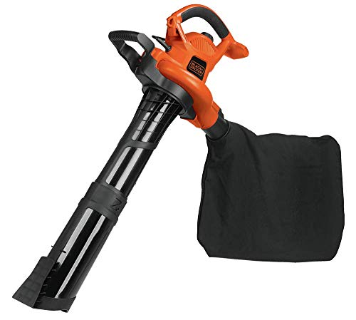 - BLACK+DECKER BV6000 High Performance Blower/Vac/Mulcher