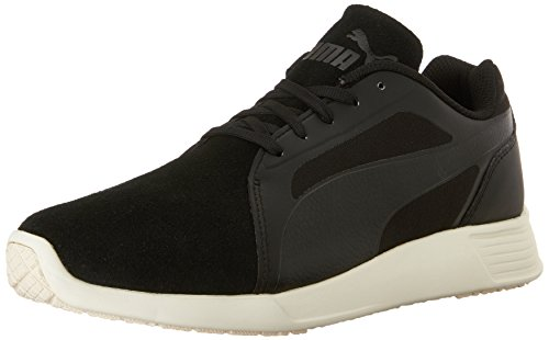 Puma Heren St Trainer Evo Sd Fashion Sneaker Zwart / Zwart