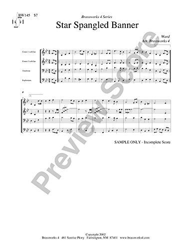 Star Spangled Banner Trombone - Star Spangled Banner, The