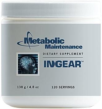 Metabolic Maintenance - IN-GEAR 138 gms