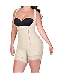 RIBIKA Women Body Shapewear Slimming Corset Waist Shaper Bodysuit Shapers