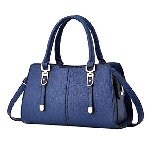 Elegante PU-lederne Handtaschen-Schulter-Beutel-haltbare Dame-Beutel-Geldbeutel-Einkaufstasche NO.10