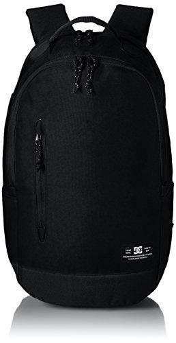 Dc Shoes Mens Backpack (DC Men's Trekker Backpack, Black/Black)