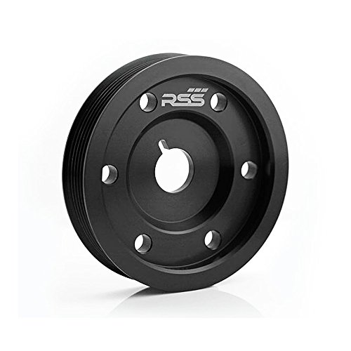RSS LIGHTWEIGHT UNDERDRIVE PULLEY - FOR PORSCHE 996, 997, 986 AND 987
