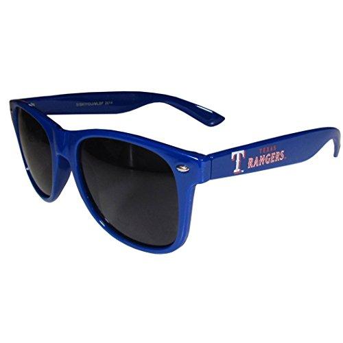 MLB Texas Rangers Beachfarer Sunglasses, Blue, - Sunglasses Rangers Texas