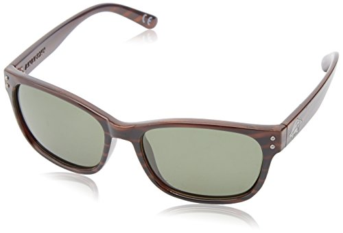 Anarchy Men's Vert Polarized wayshape Sunglasses,Brown Demi,55 - 2014 Affordable Sunglasses