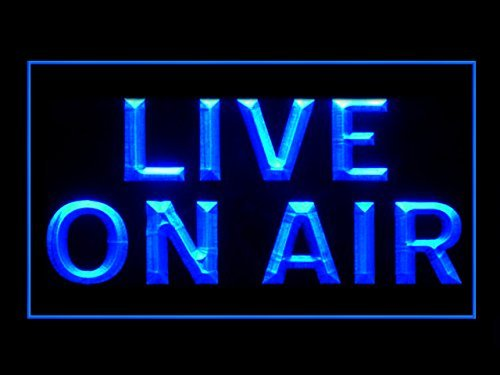 Live On Air Studio Recording Display New Led Light Sign