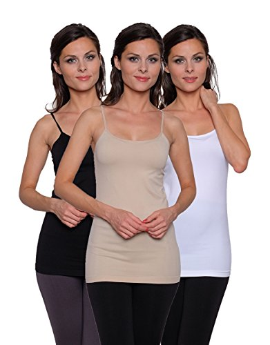 3 Pack Camisoles - 5