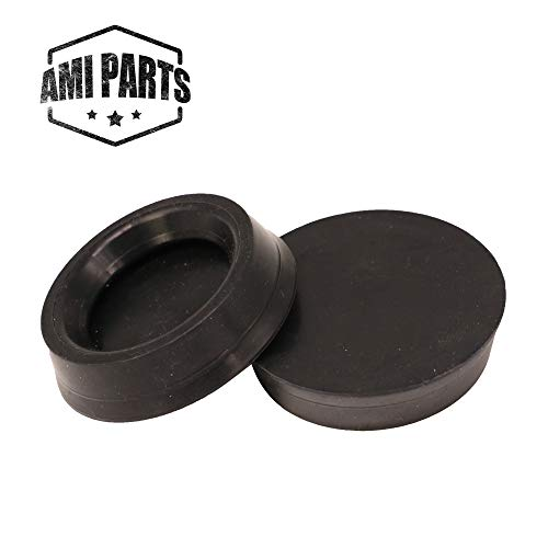 AMI PARTS Plunger Rubber Gasket Replacement Part for AeroPress Coffee and Espresso Maker (2pc)
