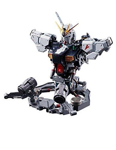 TAMASHII NATIONS Bandai Formani EX NU Gundam Char's Counterattack Action Figure from TAMASHII NATIONS