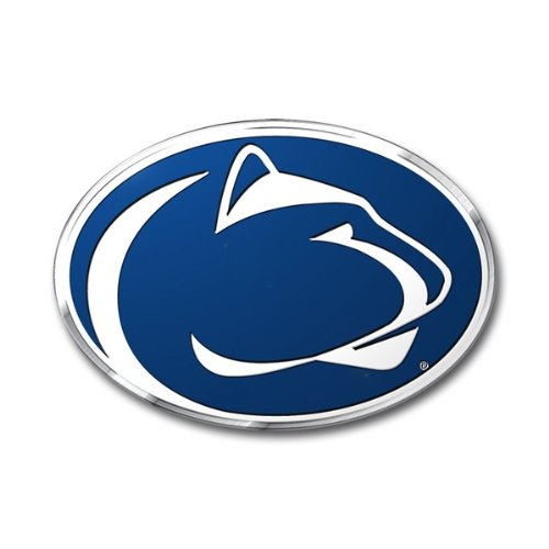 Team ProMark NCAA Penn State Nittany Lions Die Cut Color Auto Emblem ()