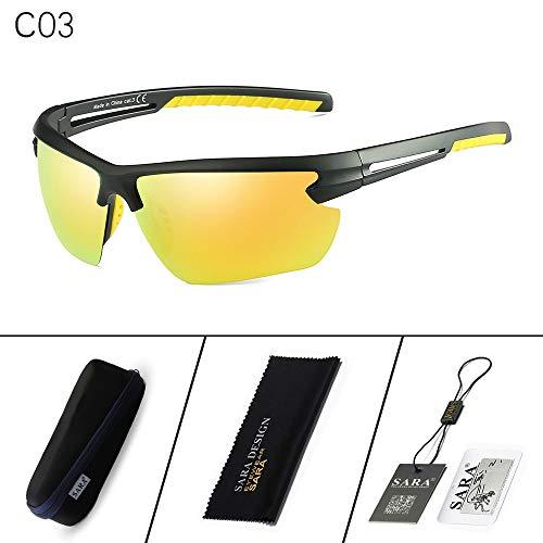 Hombre nbsp;Pescar A Exteriores sunglasses Protección Deportivas UV400 C Gafas Gafas Mjia Sol Gafas de Gafas para nbsp;Parabrisas polarizadas de nbsp; twSBZUf7q