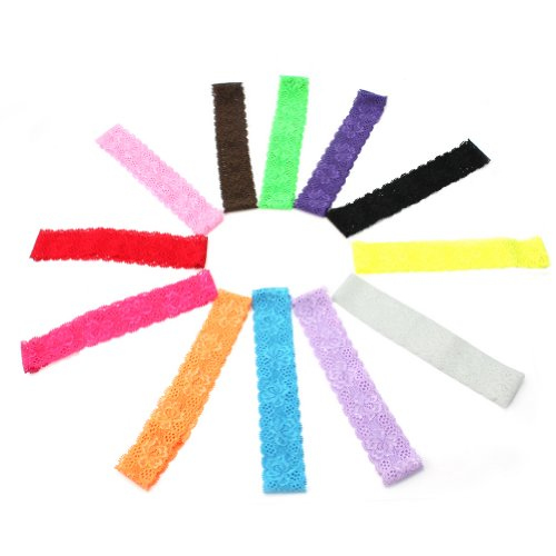 Leegoal Colorful Accessories Headbands Different