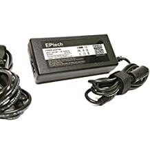 "EPtech (10Ft Long) Replacement AC Adapter DC19V Output For LG LED Monitor 24"" 24LF452B, 43"" 43LF5100, 49"" 49LF5100."