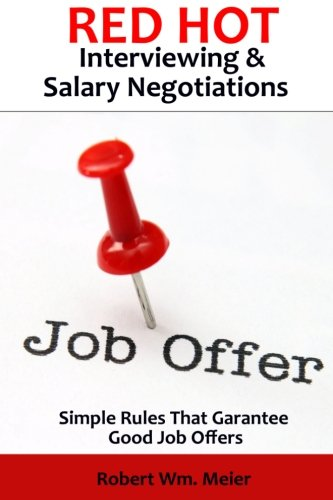 Red Hot Interviewing & Salary Negotiations pdf epub