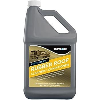 Amazon Com Thetford Premium Rv Rubber Roof Cleaner Non