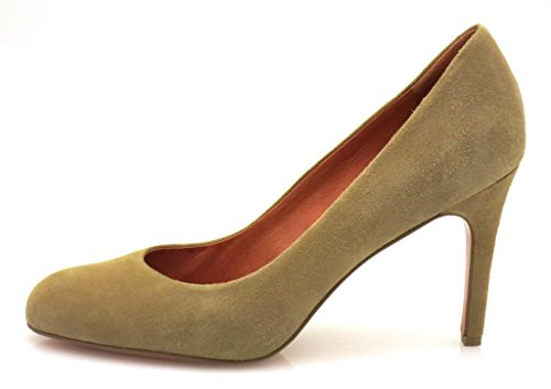 Pelle Court Donna Da Classic Marrone Isabelle 4730 In Scarpe Shoes Brown q4axTPw6X