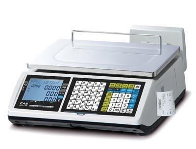 Balanza de peso, precio de tickets caja registradora CT100 6/15 kg ...