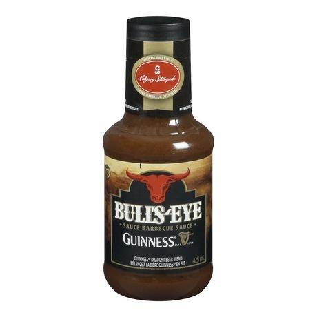 BULL'S-EYE GUINNESS Beer Blend 425ML {Imported from Canada}