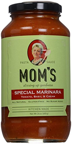 - Mom's Pasta Sauce - Special Marinara - 24 Ounces