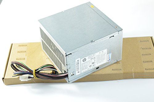 Eathtek Replacement 320W Power Supply for HP Compaq CFH-0320EWWA DPS-320NB 611483-001 611484-001, Compatible with the Spare Numbers 613764-001 613765-001 series