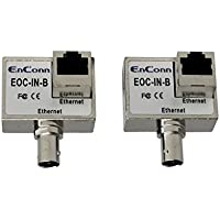 Kenuco Passive Ethernet over Coax with BNC Connector (EOC-IN-B)