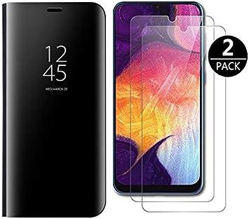 Dedux Funda Samsung Galaxy A10 + [2 Pack] Protector de Pantalla ...