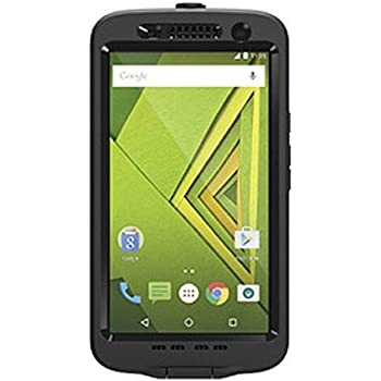 LifeProof Fre Case for Moto X Play - Retail Packaging - BLACK