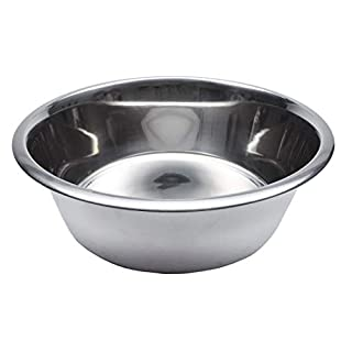 Maslow 88074 Standard Bowl, Stainless Steel, 3 Cups/24 Ounce (Pack of 1)